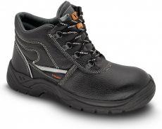 BRUSEL 2880-S1 kotníková bezpečnostní obuv - celokožená 58d4644107