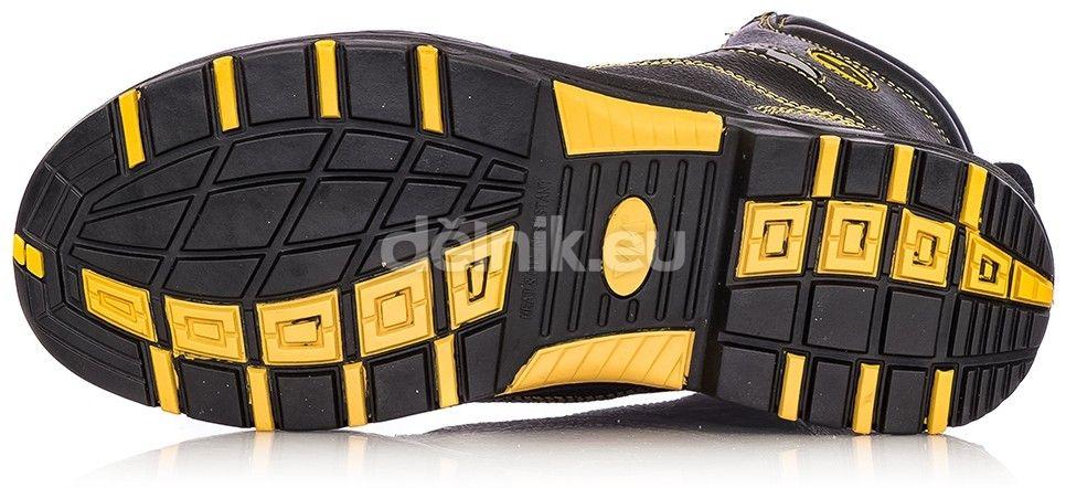 0065c1e5dba BELFAST 2350-S3 holeňová bezpečnostní protipořezová obuv - celokožená