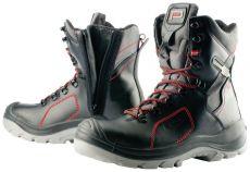 ca09ed7faa6 TOP CLASSIC STRALIS S3 CI holeňová bezpečnostní obuv zateplená - černá